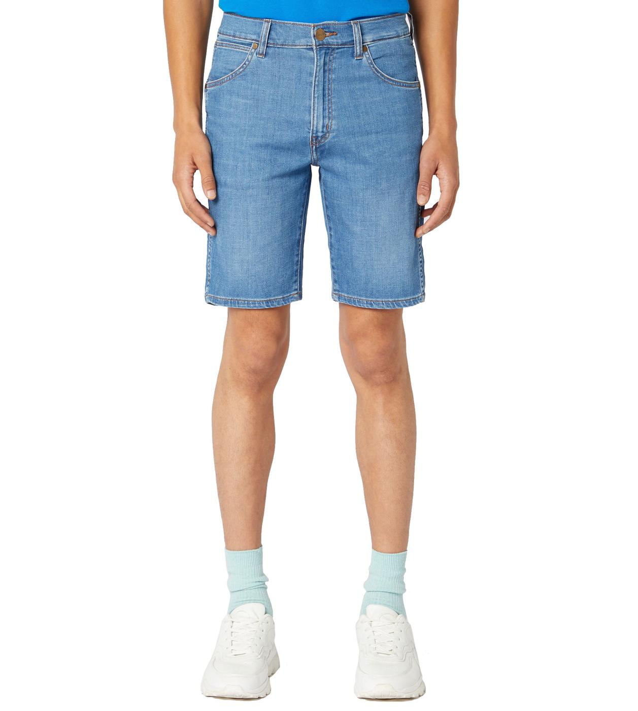 WRANGLER Retro 5 Pocket Denim Shorts EL ZONDAc