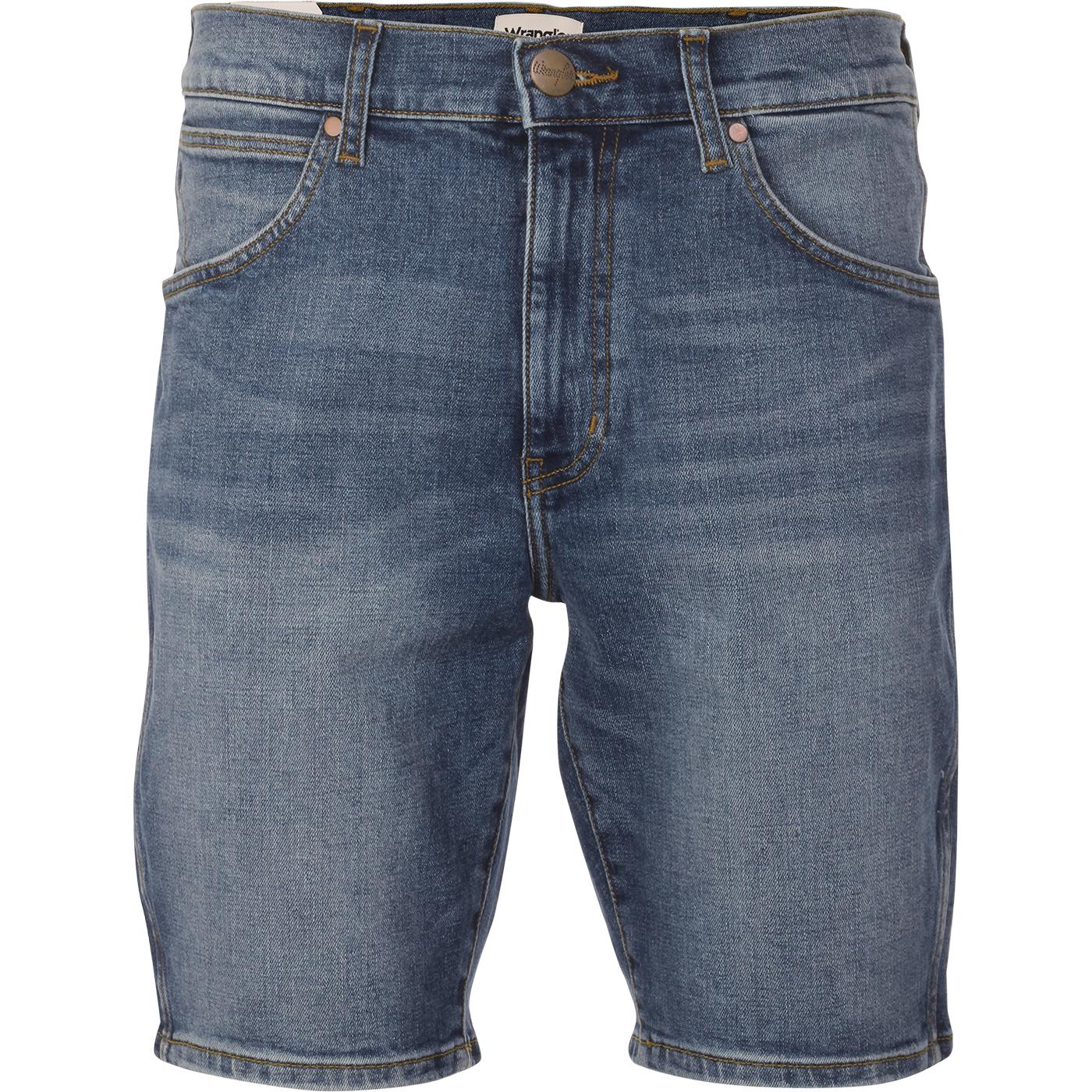 WRANGLER Men's Retro 5 Pocket Denim Shorts (LF)