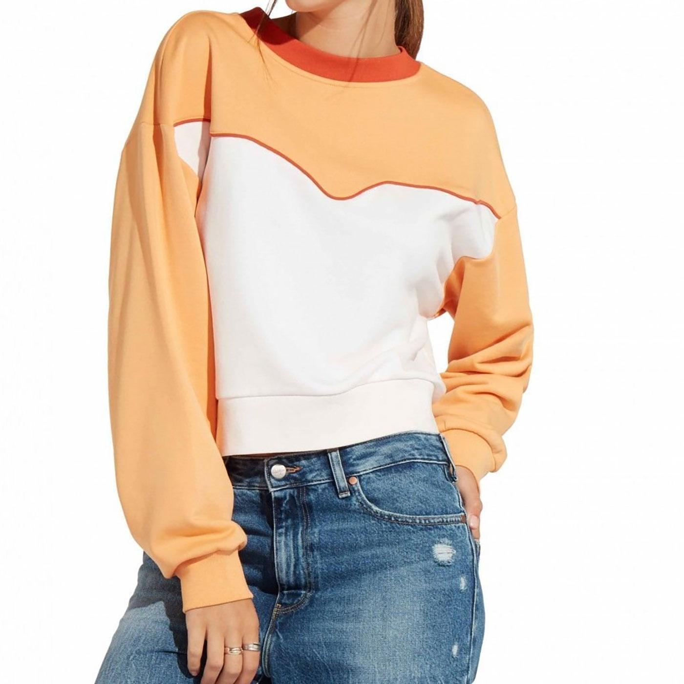 WRANGLER Women's Retro Eighties's Sweatshirt