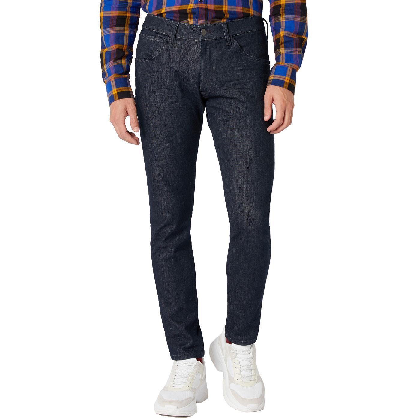 Bryson WRANGLER Men's Skinny Jeans - Mascot Blue