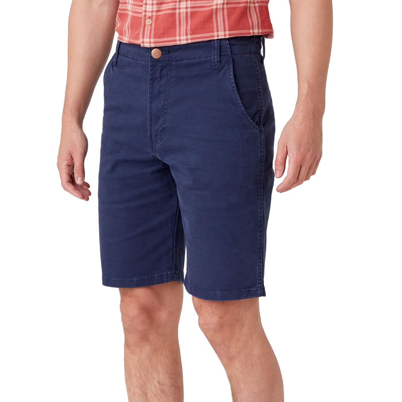 Casey WRANGLER Men's Retro Twill Chino Shorts LB