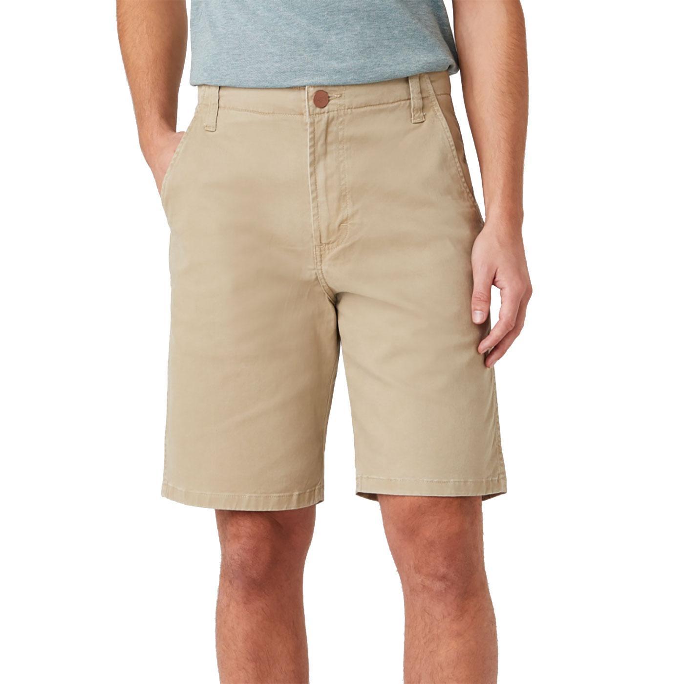 Casey WRANGLER Men's Retro Twill Chino Shorts S