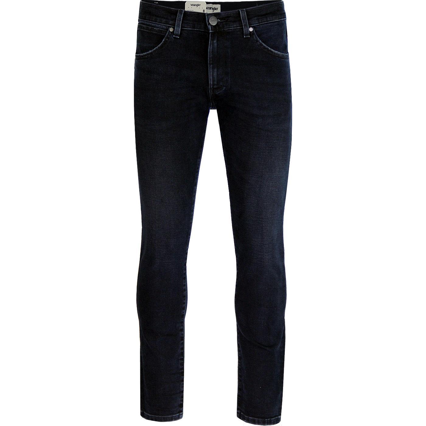 Larston WRANGLER Slim Tapered Brushed Denim Jeans