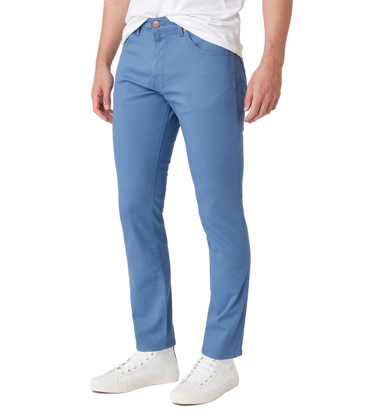 Larston WRANGLER Slim Tapered Non-Denim Jeans CB