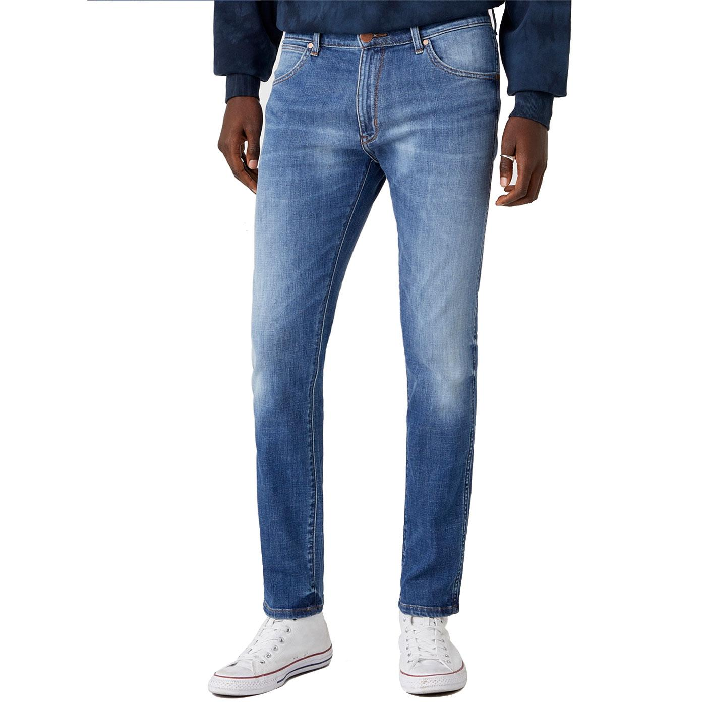 Larston WRANGLER Slim Tapered Jeans - De-Lite