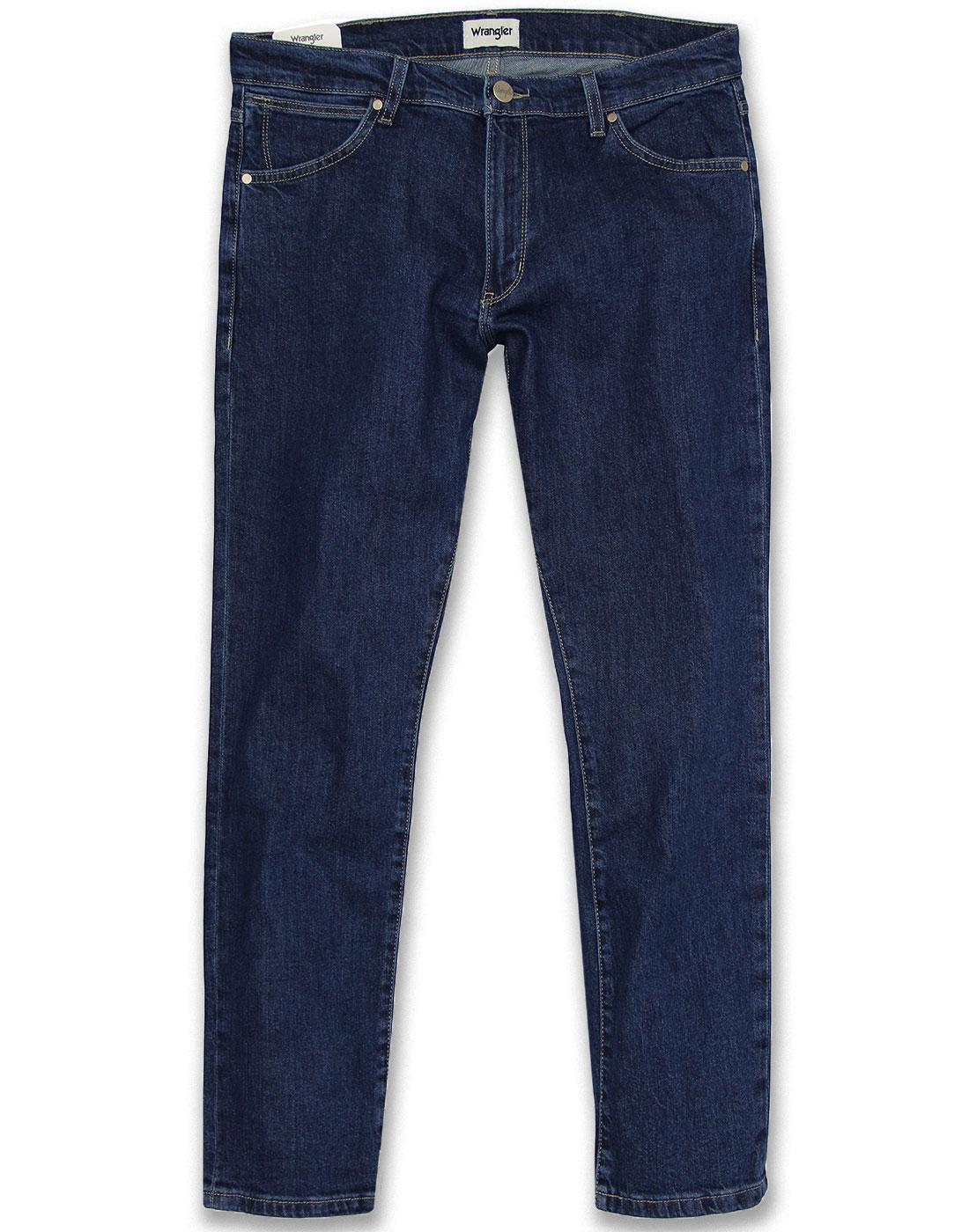 Larston WRANGLER Retro Slim Taper Darkstone Jeans