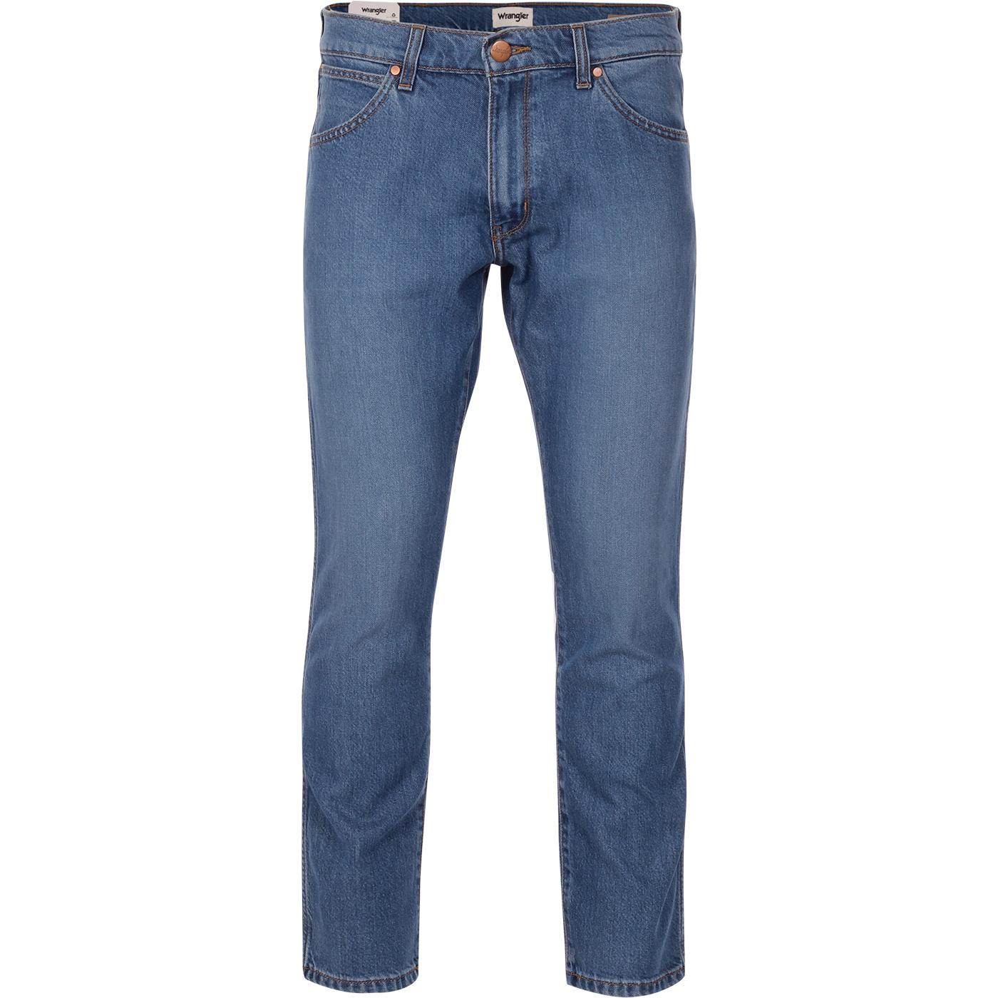 Larston WRANGLER Slim Taper Spaced Out Denim Jeans