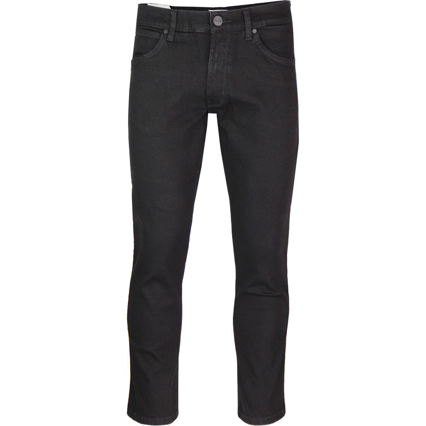 Larston WRANGLER Slim Tapered Denim Jeans (BL)