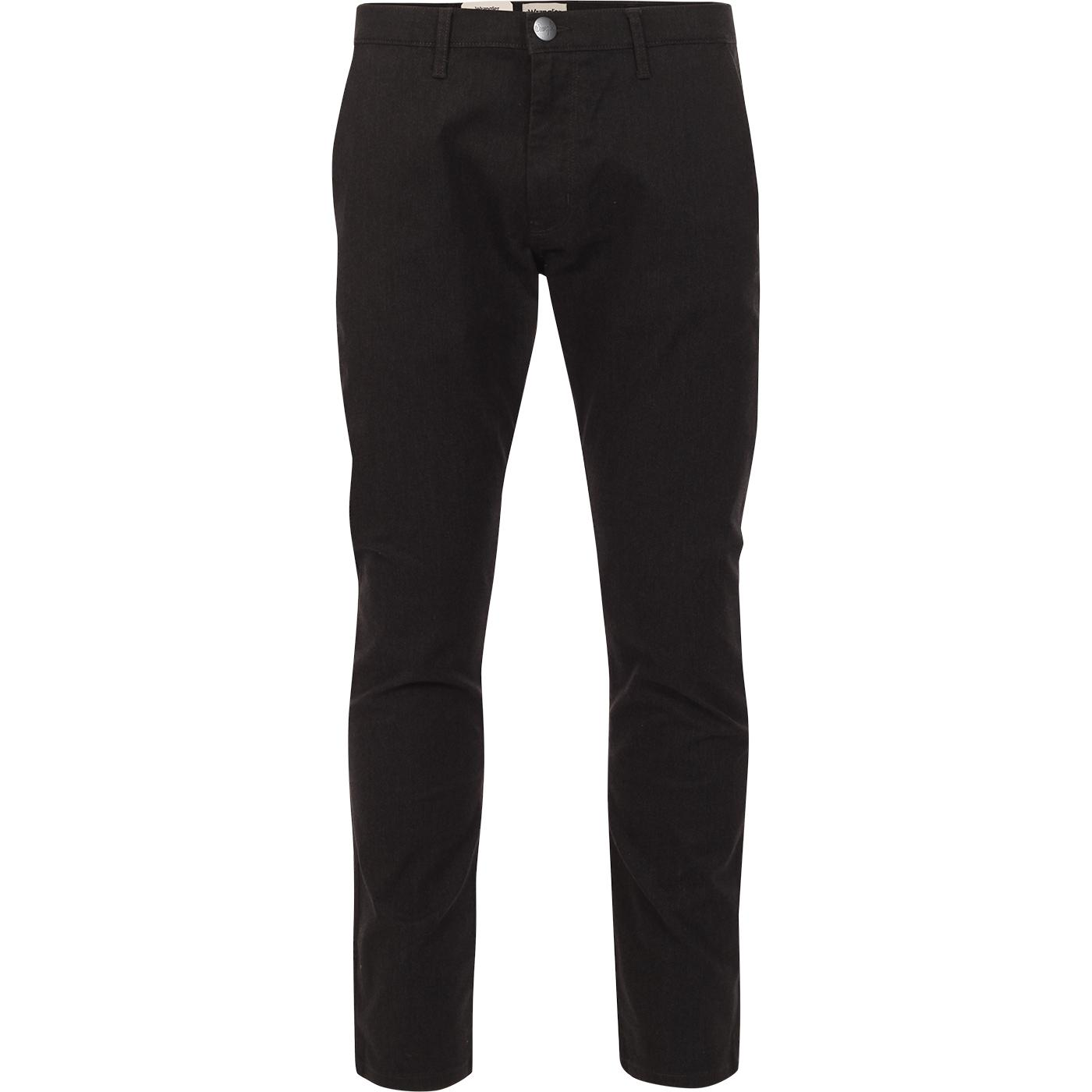 Larston WRANGLER Mod Textured Non-Denim Trousers