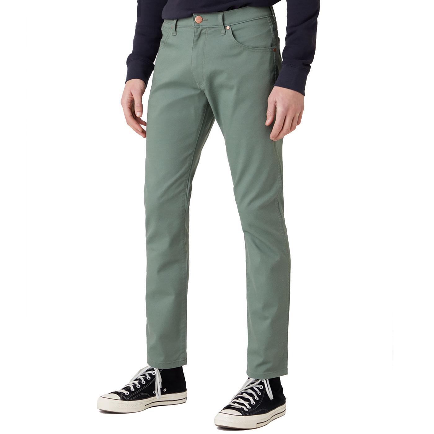 Larston WRANGLER Slim Tapered Non-Denim Jeans WG