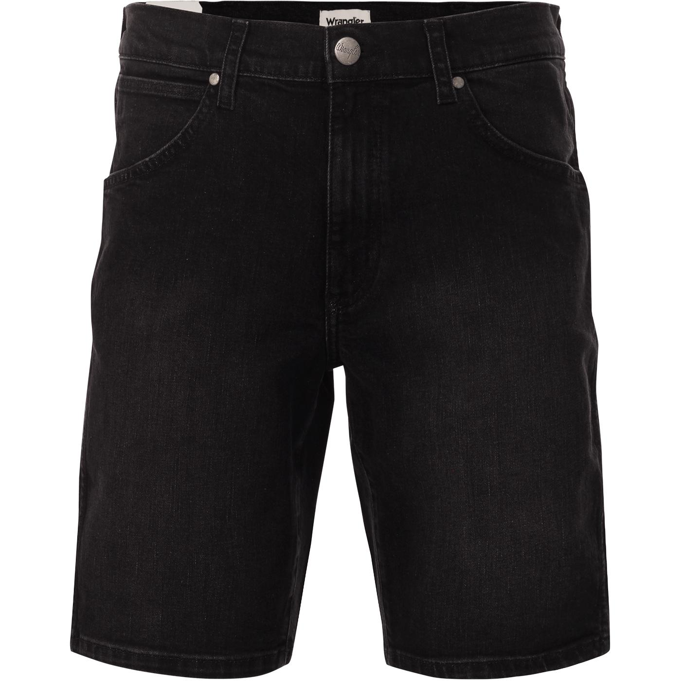 WRANGLER Retro 5 Pocket Denim Shorts LIKE A CHAMP