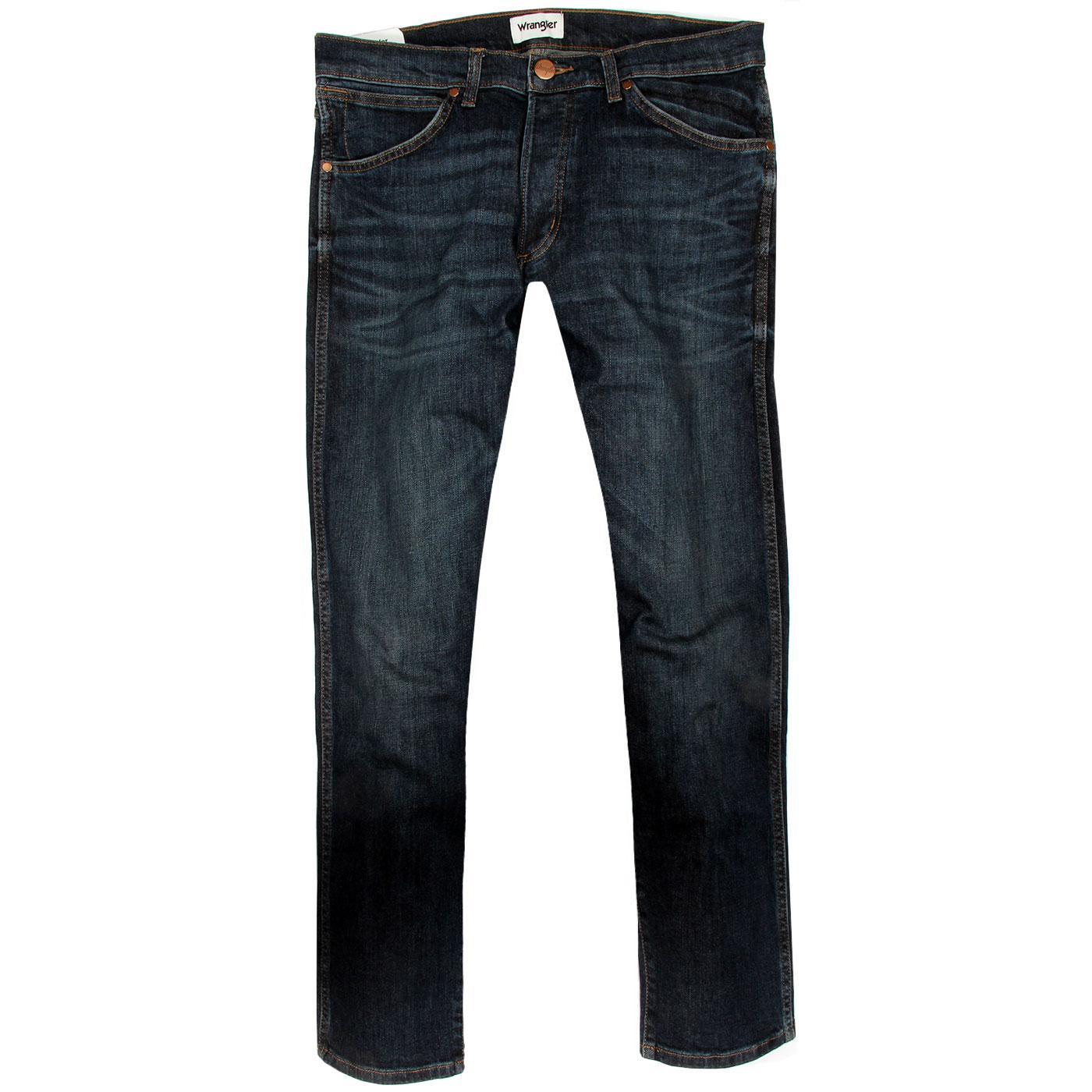 Slider WRANGLER Regular Tapered Jeans - Green Echo