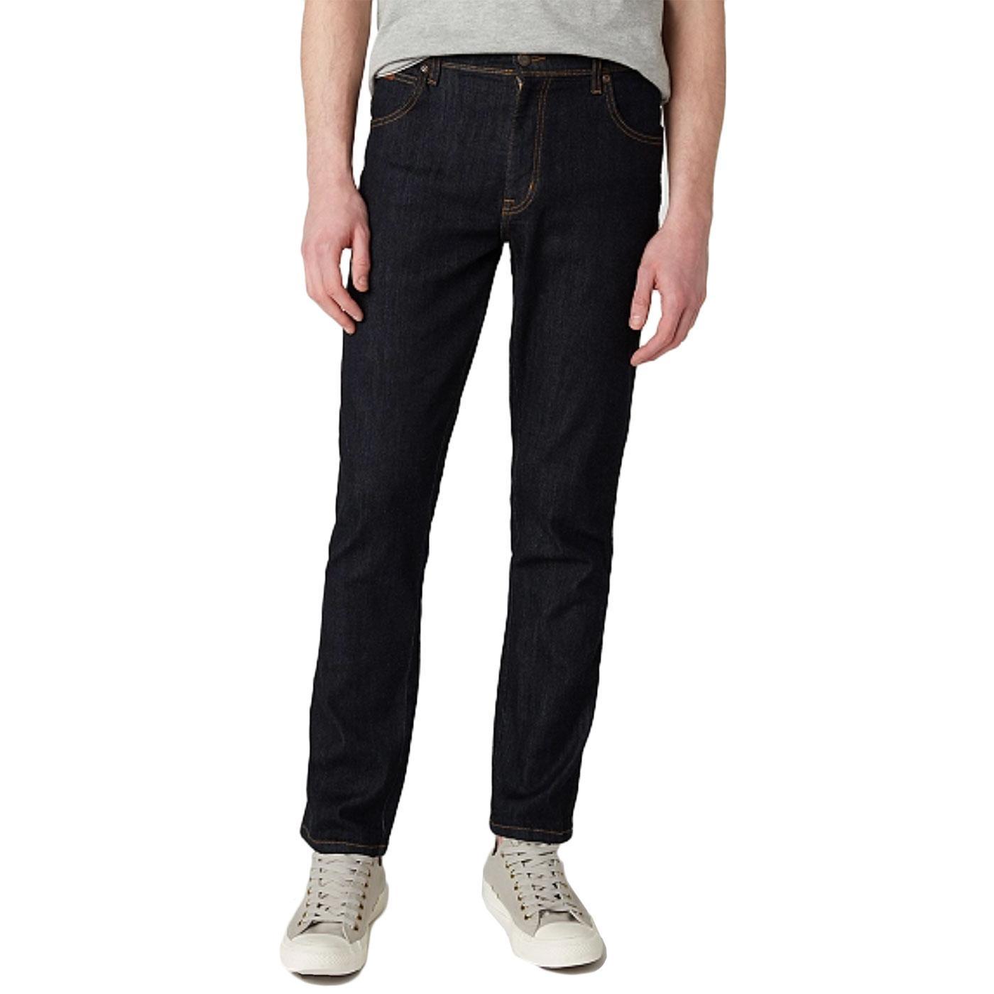 Texas Slim WRANGLER Retro Denim jeans (Dark Rinse)