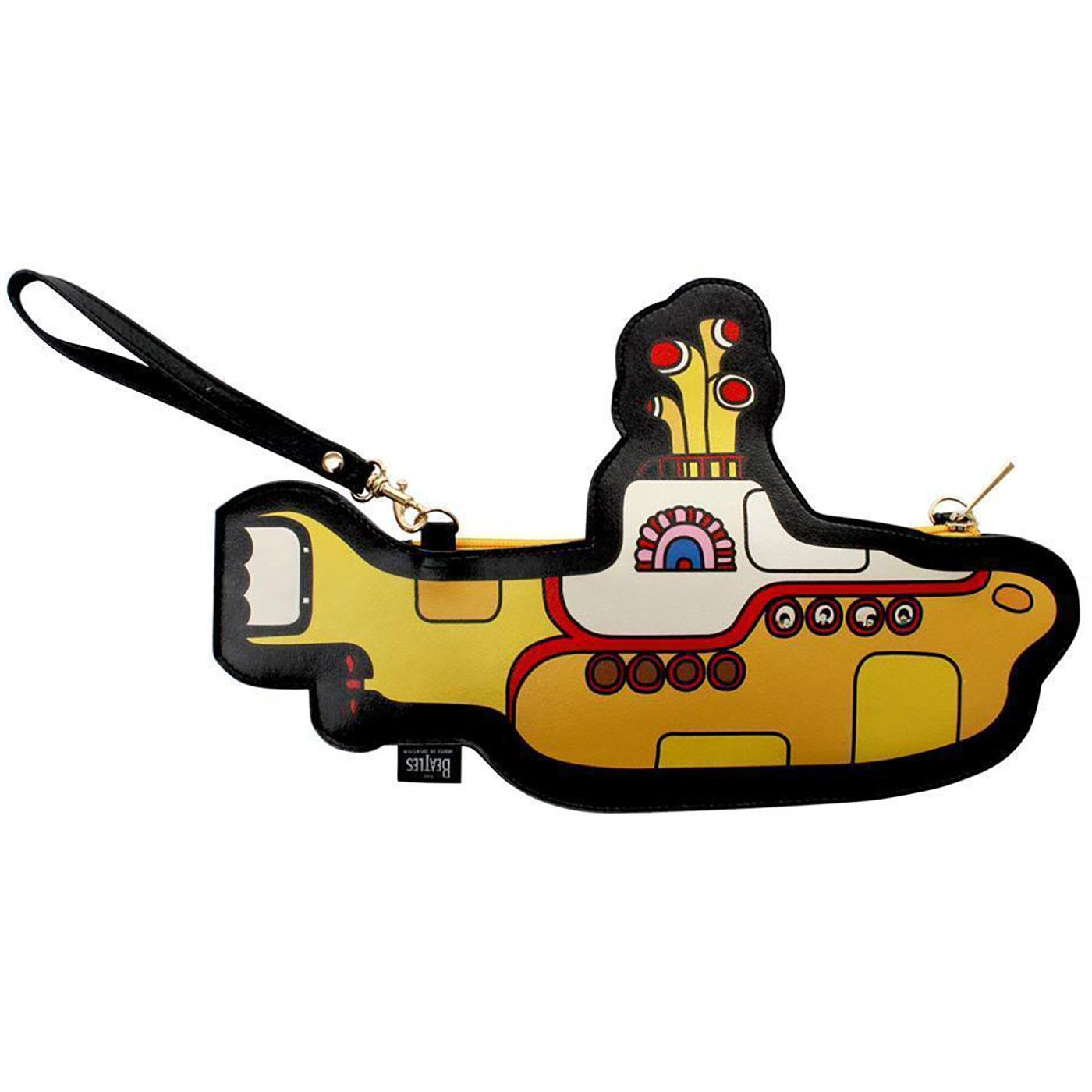 DISASTER DESIGN The Beatles Yellow Submarine Bag