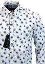 Edo Print 1 LIKE NO OTHER Mod Baroque Floral Shirt