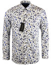 Spectacle 1 LIKE NO OTHER Retro 1960s Print Shirt