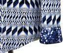 Swasher 1 LIKE NO OTHER Retro Op Art Strobe Shirt