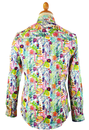 Polynesia Lost Garden 1 LIKE NO OTHER Floral Shirt