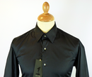 Panther Bird 1 LIKE NO OTHER 60s Mod Shirt (Black)