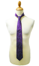 1 LIKE NO OTHER SPOONS TIE RETRO TIES MENS TIES
