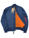 MA1 TT ALPHA INDUSTRIES Mod Bomber Jacket OCEAN