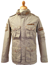 Arlington ALPHA INDUSTRIES Retro Military Jacket S