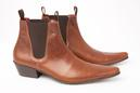 DELICIOUS JUNCTION BEATLE RETRO MOD CHELSEA BOOTS