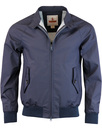 baracuta G9 3L Harrington jacket navy