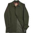 BARACUTA G10 Made in England Mac Coat (Chestnut)