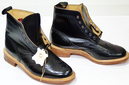 Brogue Boot BARACUTA Made In England 60s Mod Boots