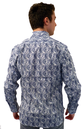 Tailored Paisley BEN SHERMAN Retro Mod Shirt (G)