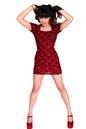 'Brick House' - Sixties Mod Dress by BETTIE PAGE