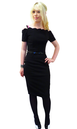 'Elegance' - Retro Vintage Dress by BETTIE PAGE
