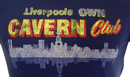 CAVERN CLUB Liverpool Skyline Retro 60s T-Shirt