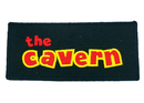 Classic CAVERN CLUB Logo Patch Retro Sew on Patch