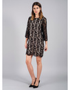DARLING SIBYLLA RETRO VINTAGE LACE TUNIC DRESS