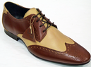 DELICIOUS JUNCTION OGDEN BROGUE SHOES SIXTIES SHOE