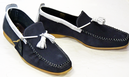 DELICIOUS JUNCTION La Scarpa PAOLO H Mod Loafers N