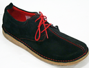DELICIOUS JUNCTION WOMENS DUSTY SHOES RETRO MOD