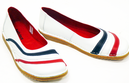 Lulu Mod DJ Retro Sixties Mod Slip On Loafer Shoes
