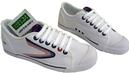 DUNLOP 1987 GREEN FLASH TRAINERS RETRO INDIE MOD