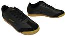 Dunlop Superstar 100 Mens Retro Indie Trainers Bl