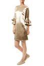 TRAFFIC PEOPLE Retro Mod 60s Satin Mollie Dress