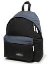 Padded Pak'r EASTPAK Retro Backpack -  Black