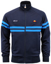 ELLESSE RIMINI RETRO 80S CHEST STRIPE TRACK TOP