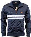 ELLESSE VICENZA 2 RETRO 80S TWIN STRIPE TRACK TOP