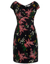 Juliet EMILY AND FIN Retro Fifties Floral Dress