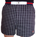 Vallon Piped FILA VINTAGE Retro Tennis Shorts DP