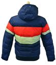 Ernie FLY53 Mens Retro Indie Padded Ski Jacket M