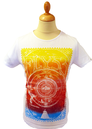 Providence FLY53 Mens Retro Seventies Graphic Tee